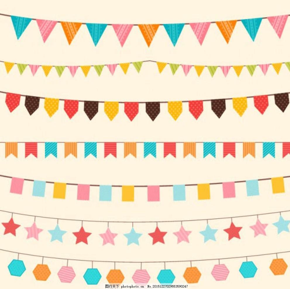 吊旗设计 创新 创意 吊牌 矢量图 节日图片