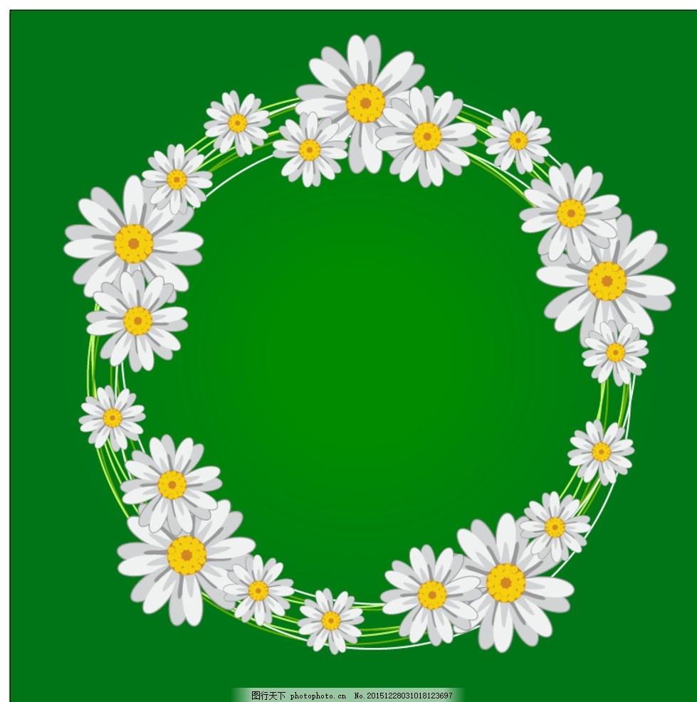 鲜花徽章标签,古典 欧式 花纹 花朵 玫瑰 蝴蝶 花卉