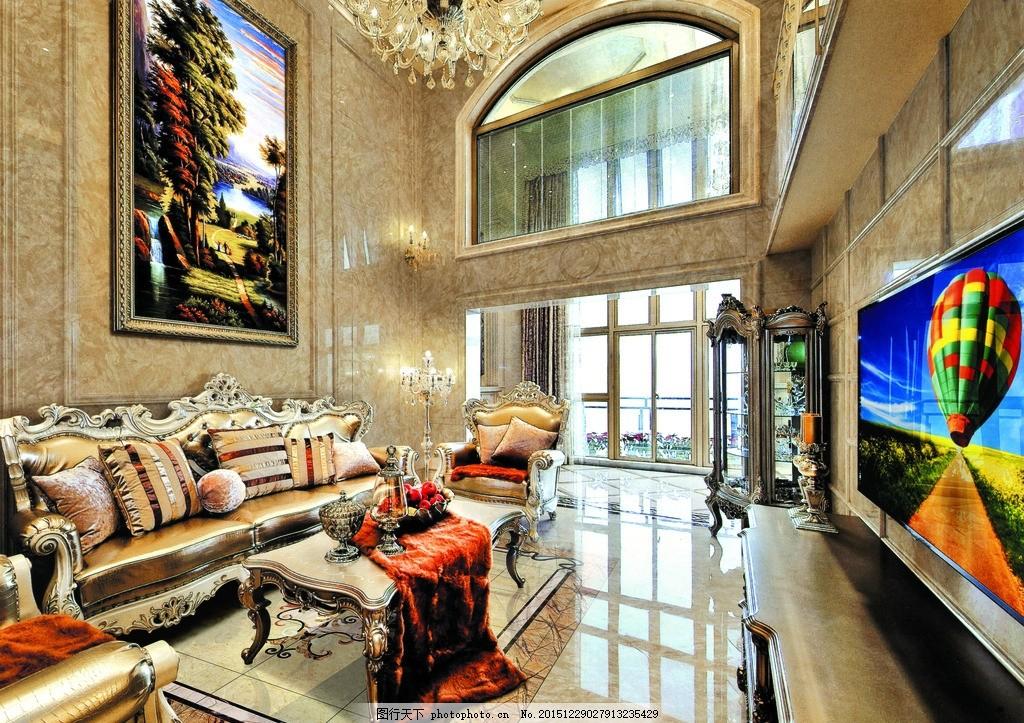 瓷砖效果图 客厅 欧式客厅